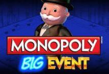 Бесплатная игра Monopoly Big Event | Вулкан Казино играть онлайн