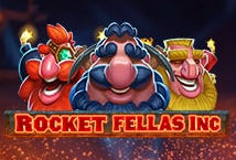 Бесплатная игра Rocket Fellas Inc | Вулкан Казино играть онлайн