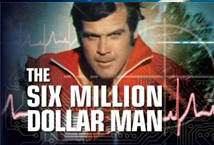 Бесплатная игра Six Million Dollar Man | Вулкан Казино играть онлайн